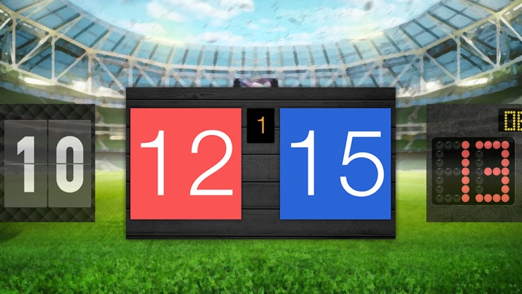 Scoreboard - Free Score Keeping on the Go screenshot-0