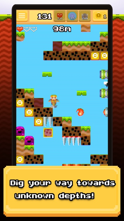 Dig Deeper! screenshot-0