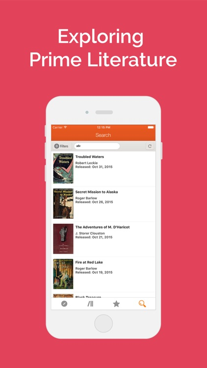 Gutenberg Pro - Download unlimited bestsellers screenshot-4