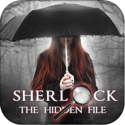 Sherlock's Hidden Files - hidden objects puzzle game
