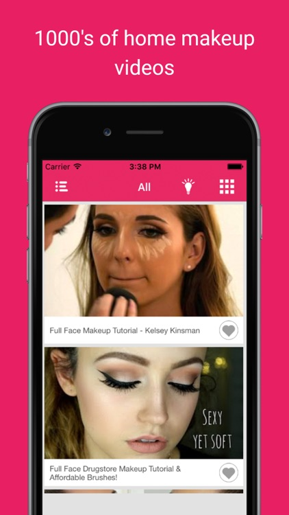 Latest home makeups: Women skin care beauty trends