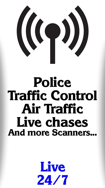 Police live radio scanners - The best police scanner feeds from on line radio stations screenshot-4