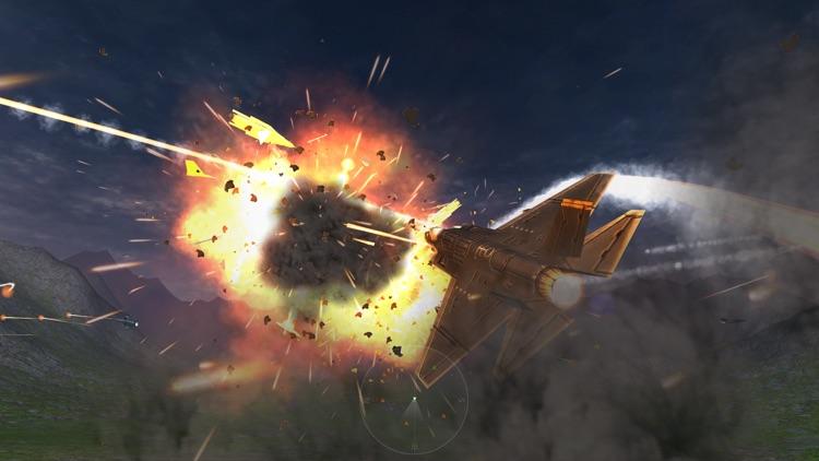 空中子弹-飞行模拟器 screenshot-4