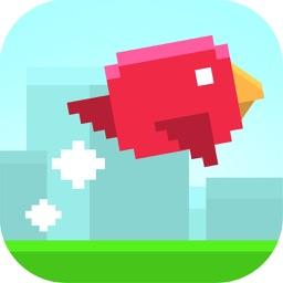 Crossy Tiny Bird Spike - Pixelate Flappy Jump