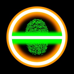 Ghost Scanner - Ghost Detector Fingerprint Scanner Pro HD