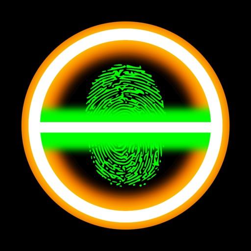 Ghost Scanner - Ghost Detector Fingerprint Scanner Pro HD iOS App