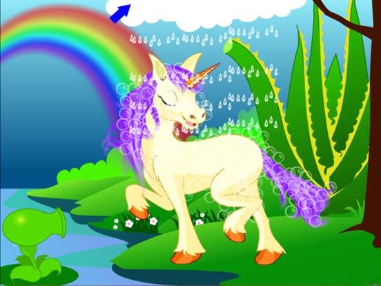 Screenshot #2 for Relaxing Unicorn Spa