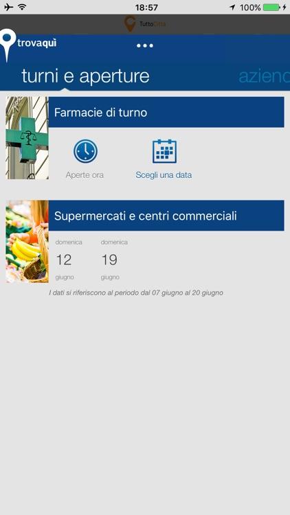 TuttoCittà – Mappe d'Italia, percorsi e traffico screenshot-3