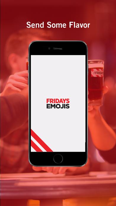 Fridays Emojis KeyboardScreenshot of 3