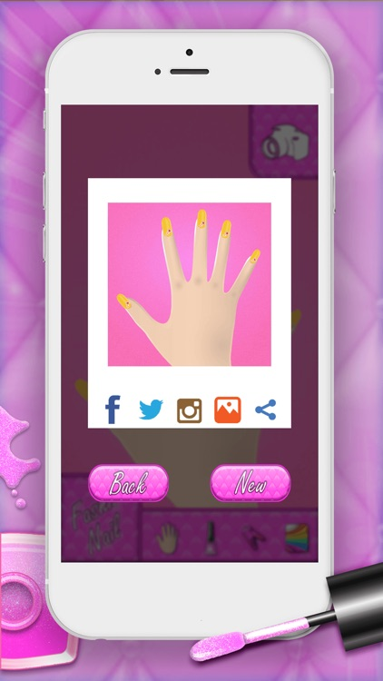 Fashion Nail Art Salon screenshot-3