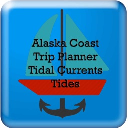 Alaska Coast Trip Planner using Tidal Currents + Tides