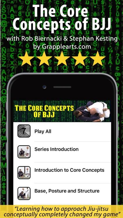 BJJ Concepts screenshot-0