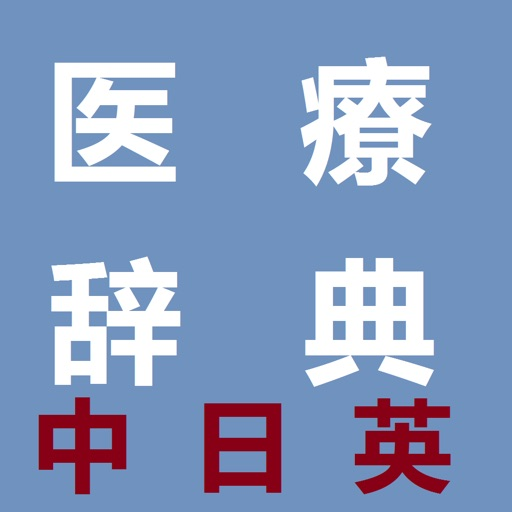 Medical Dictionary in Chinese,Japanese,English