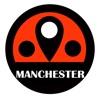 曼彻斯特旅游指南地铁路线英国离线地图 BeetleTrip Manchester travel guide with offline map and Metrolink metro transit
