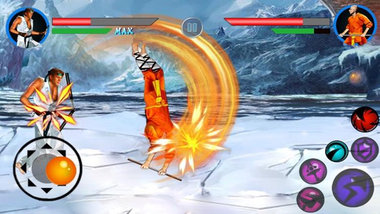 King fighter of street:Free Fighting & boxing wwe games screenshot-3