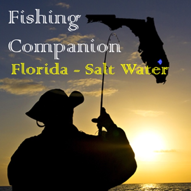 Fl saltwater fishing companion on the app store for Saltwater fishing apps