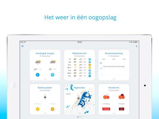 Screenshot #4 pour Weeronline voor iPad
