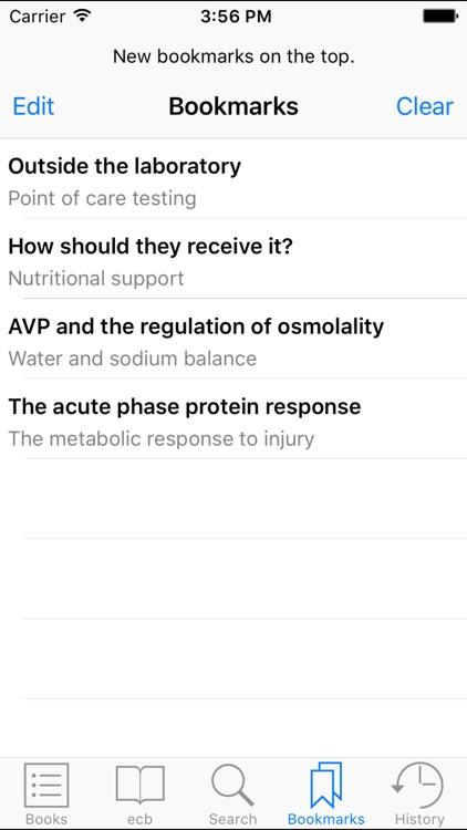 Clinical Biochemistry, 5th Edition screenshot-3