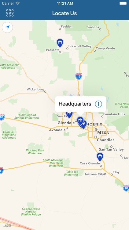 Arizona Department of Public Safety Mobile screenshot-3
