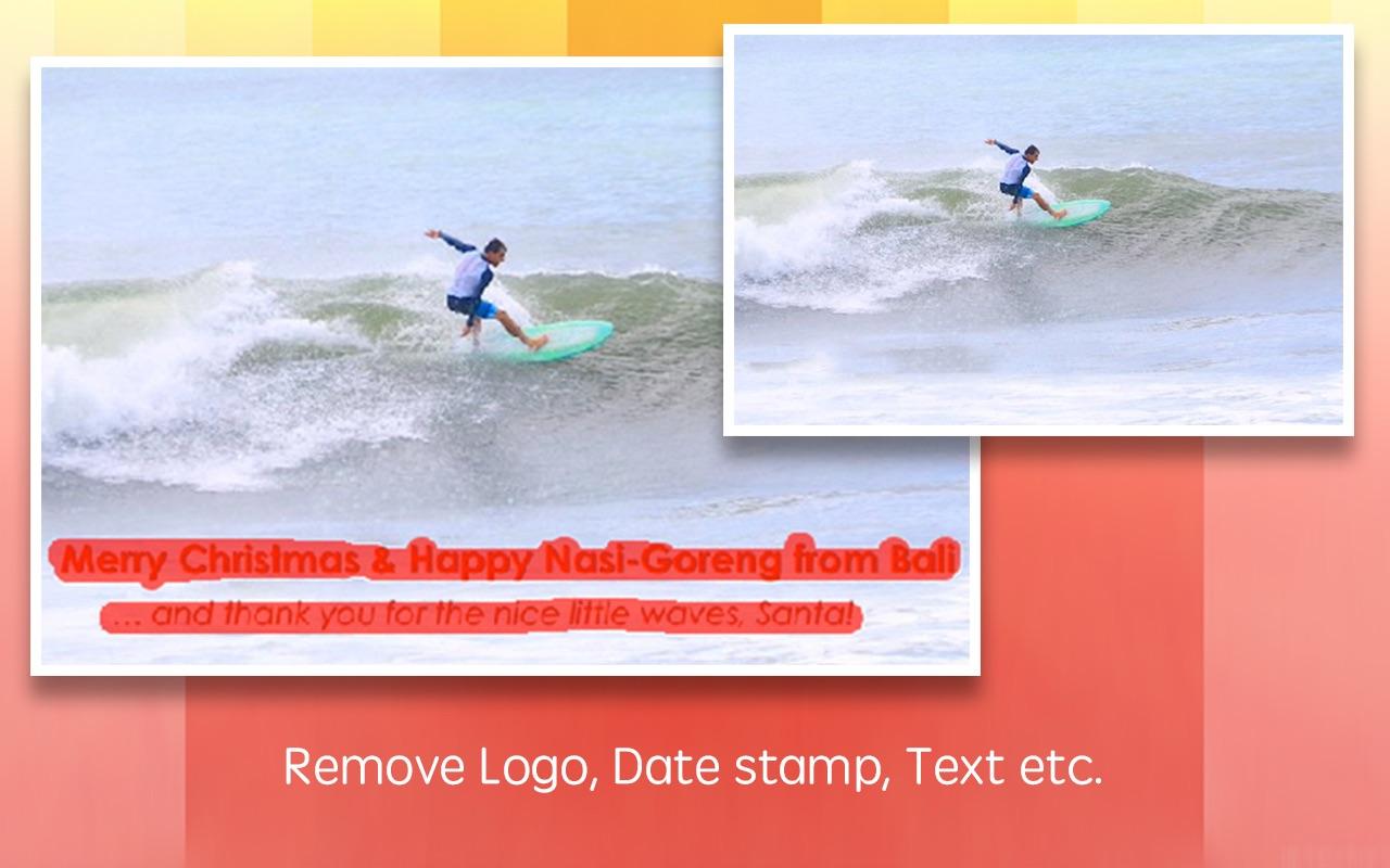 Screenshot do app Super Eraser: Photo Erase