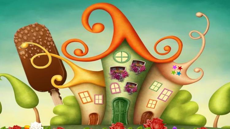 Candyland Squirrel Escape screenshot-4
