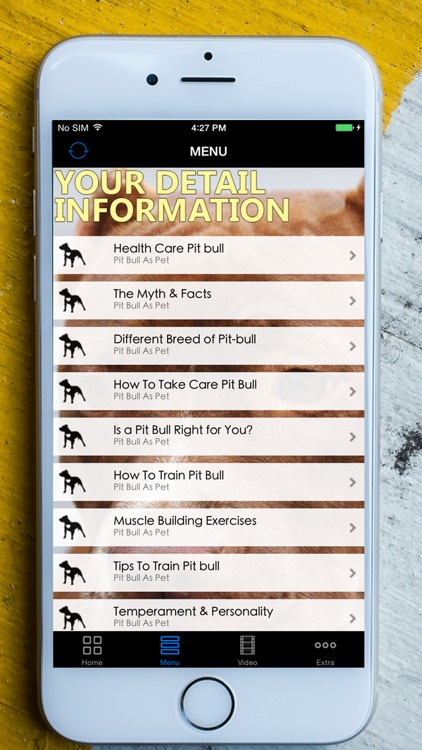 My Best Pet is PitBulls - Easy Train Your Bully & Dangerous Pit Bull To Obey Right! screenshot-4