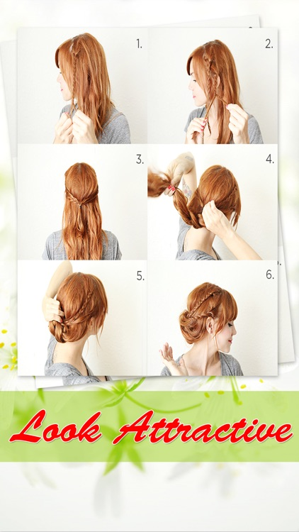 Women Hairstyles Step by Step