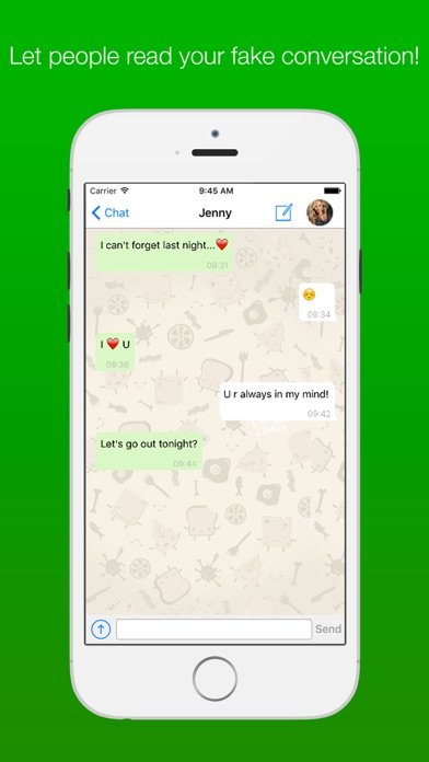 fake sms apprecs