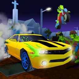 Drift Cars Vs Zombies - Kill eXtreme Undead in this Apocalypse Outbreak Racing Simulator Game FREE