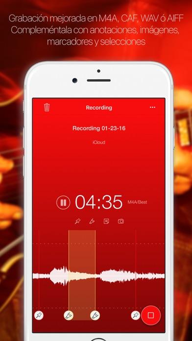 download Grabadora de voz Audiologic apps 0