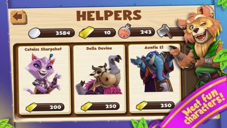 Brightwood Adventures screenshot-3