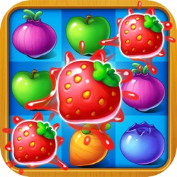 Tasty Fruit Blast Puzzle