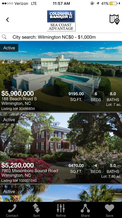 NC Homes for Sale