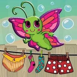 Laundry Mania Bubbles