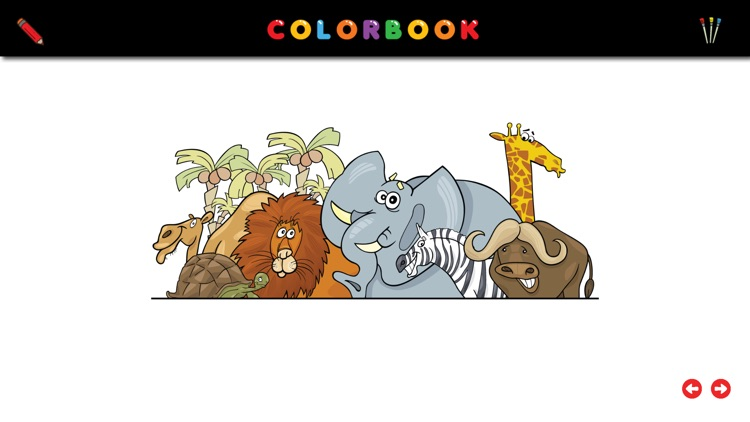 Coloring Me: Animal World