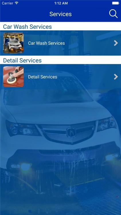 Executive Car Wash screenshot-3