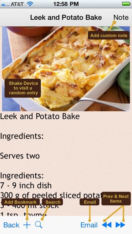 Alkaline Diet Recipes Plus+ screenshot-4