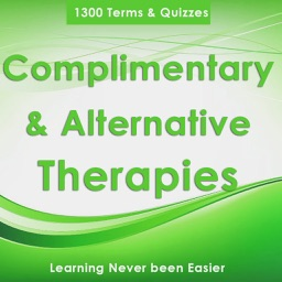 Complimentary & Alternative Therapies : 1300 Quiz & Study Notes