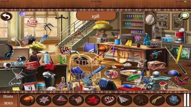 Hidden Objects Big Home Hidden Object Games Tren App Store