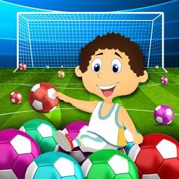 Euro Start Tiny Soccer Bubble Shooter 2016