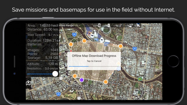 Map pilot for dji on the app store gumiabroncs Images