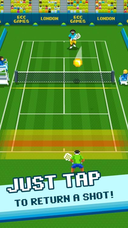 One Tap Tennis screenshot-0