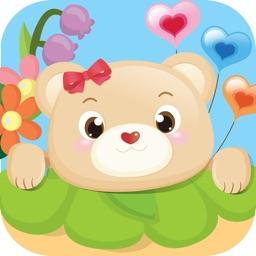 天才宝贝-儿童游戏教育学习认知游戏
