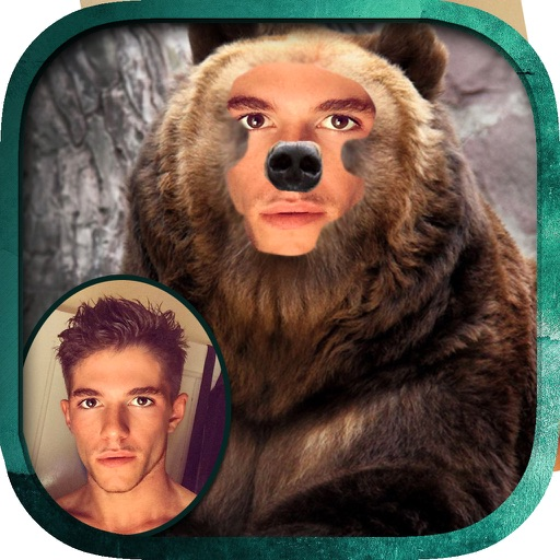 ANIMALFACE + FACE MONTAGE APP TO REPLACE YOUR FACE ON ANIMALS