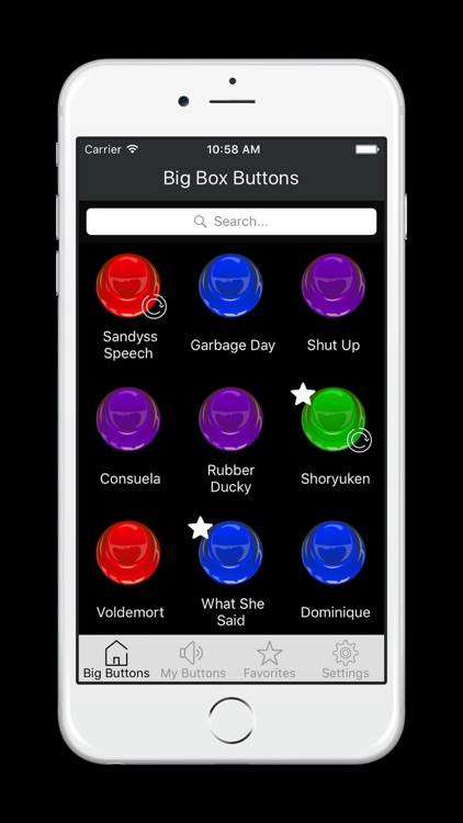 Big Buttons - Best Collection of Sounds & Create your own Sounds