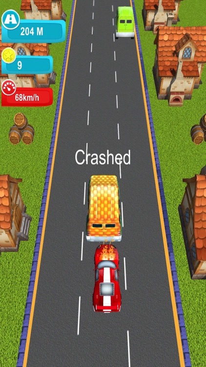 City Car Racing - Ultimate Fun screenshot-3