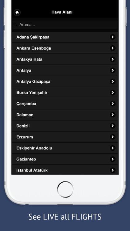 TR Tracker Free : Live Flight Tracking & Status screenshot-3