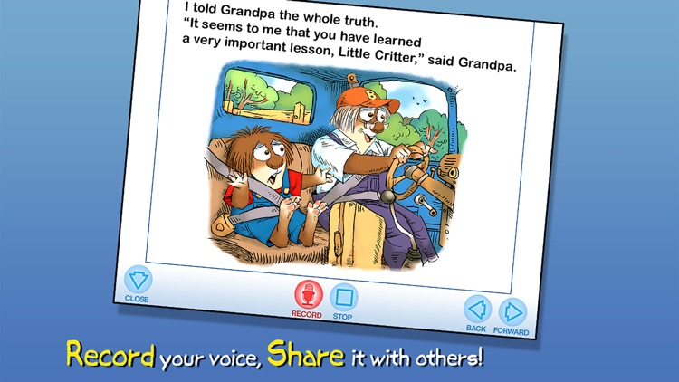 It's True - Little Critter screenshot-3