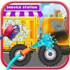 Truck Garage Simulator : Repair Engine Fixation and Mechanic Factory icon