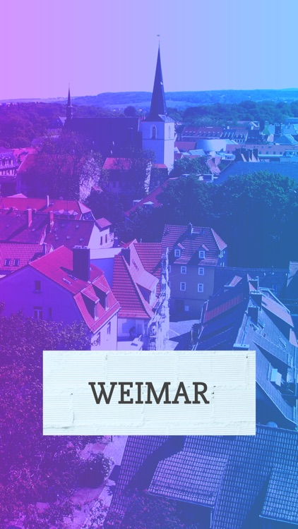 Weimar Tourism Guide